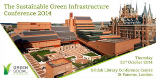 Sus Green Infrastructure COnference - Oct 2014 - London