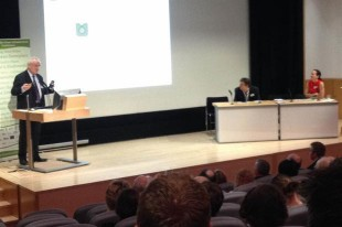 Prof Maksimovic's invited talk at the 2014, GI Conference